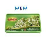 12 halva à la pistache BALADNA 700 gr