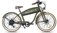 Kirest Vente en gros lot de vélo électriques Harley Davidson Cruiser fixie électriques