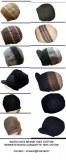 Bonnet et casquettes dreadlocks rasta reggae 100% coton