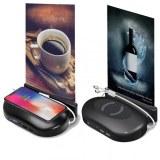 Chargeurs sans fil pour restaurants , commerces , hotels , salon de thé