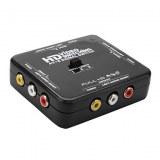 Commutateur HD Audio Video 3-1