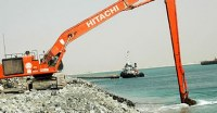 LONG BRAS EXCAVATEUR HITACHI