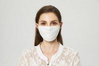 Masque tissu norme AFNOR lavable 10 fois 100% coton (certifié en laboratoire)