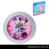 Lot Horloge enfant 25cm sous licence disney /marvel