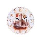 Horloge déco américaine NEW YORK USA