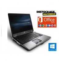 PC portable Hp Probook 6730B 15 Pouces Core 2 Duo 2,26 GHz - HDD 320 Go RAM 4 Go AZERTY...
