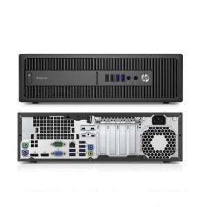 HP Prodesk 600 G2 Intel Core I3 - 4 Go HDD: 250Go