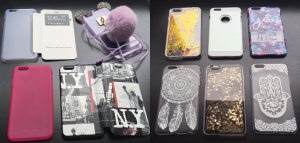 Lot Coques/Étuis iPhone 6+/6s+