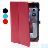 Simple Designs PU Leather Case avec support pour iPad Mini