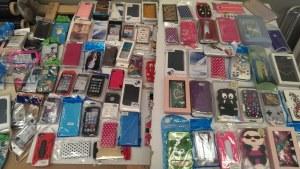 Lot accessoire telephone