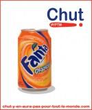 Fanta Orange 33cl Vente en gros