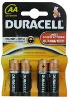 Pile Duracell AA et AAA
