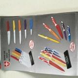 Couteaux couleur