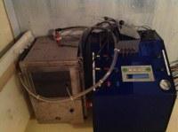Machine de recharge et contrôle cartouche encre
