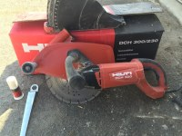 Lots outillages HILTI