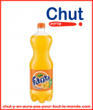 Fanta Orange 1,5l Vente en gros