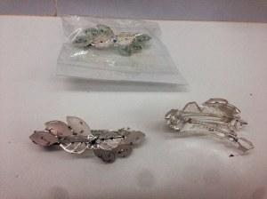 Barrette bijoux