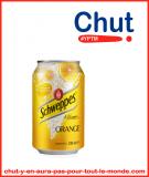 Schweppes Orange 0,33cl Vente en gros
