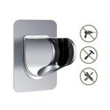 Lot de Support de douche, Adhesif sans percement du mur, Réglable 5 Angles. Support pou...