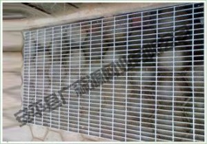 Hot Galvanized steel grating