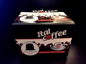 Stock de capsules de café - Nespresso