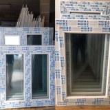FENÊTRE 1 ou 2 VANTAUX PVC BLANC