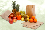 SACS PAPIER FRUITS & LEGUMES ALIOS 100% BIO-DEGRADABLE