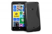 Lot de coques S-line pour Nokia Lumia 1520