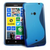 Lot coques S line pour Nokia Lumia 625