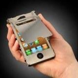 I phone 4 inoxcase