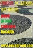 Pave granit 10x10cm