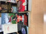 Lot de 1000 livres format roman