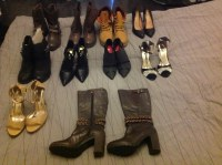 Lot de chaussures femmes neuves