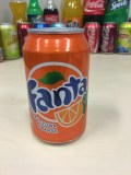Fanta Orange ou Lemon canette 33cl