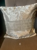Housses de coussins 40 cm X 40 cm très bonne qualité
