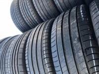 Lots de pneus occasions