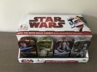 Mini boites Star Wars