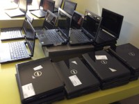 Lot d'ordi portable dell