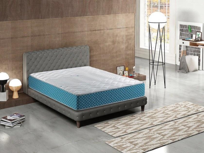 matelas 10 tencel memory prix livr destockage grossiste. Black Bedroom Furniture Sets. Home Design Ideas