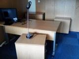 Lot de meubles de bureau