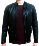 Jacket et blouson en cuir