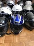 Lot casques moto multi marques (BMW, Roof, shark..) origine France