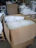 Draps blancs recyclé vendu a la palette (450 kg)