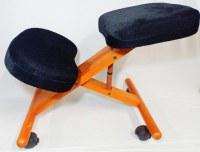 Chaise ergonomique à genoux