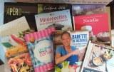 Lots de livres de cuisine