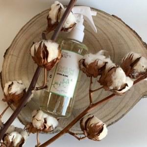 Parfums d'interieur et textile