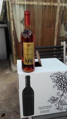 Lot revendeur 1000 bouteilles rosée