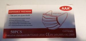 Masques de protection 3 plis et les gels hydroalcoliques