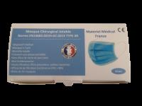 Masque type IIR Français