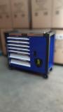 Chariot d'outils d'ateliers (SERVANTES) 7/6 BLEU 484 PCS KRAFTMULLER